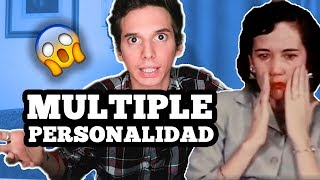 LA NIÑA PERSONALIDAD MULTIPLE - Pablo Agustin