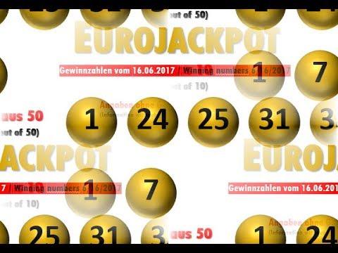 Euro Jackpot Ziehungen