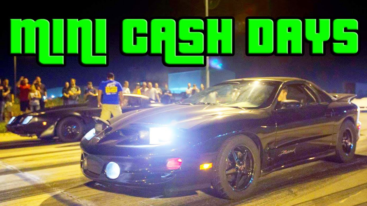 Cash Days STREET RACING - Lincoln Edition! - YouTube