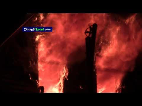 Bridgeport News: Fire On Beechwood Avenue