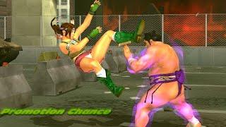 [TAS] Tekken 6 - Ganryu (PSP)