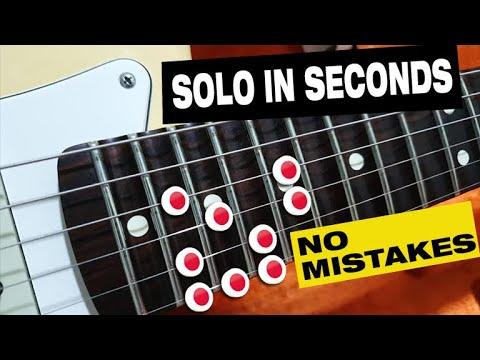 """Blues Box Shape"" Checklist (Solo in Seconds - NO Mistakes)"