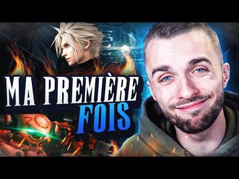 MON PREMIER FINAL FANTASY ! 😍 (Final Fantasy VII Remake)