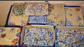 Puzzle Educa 42000 - Around the world