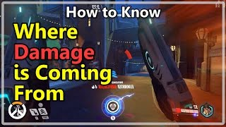 [Game Mechanics] Damage indicators and Crosshair Info - Overwatch