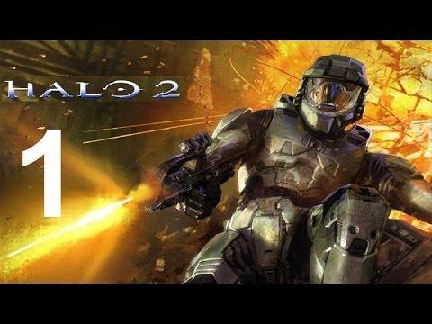 Halo 2 прохождение. Миссия первая Еретик. Кому похвала а кому призрение  - хало разрушено.