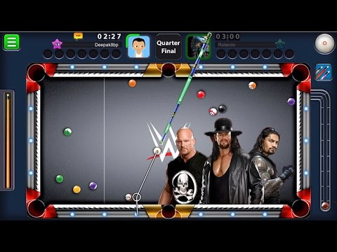 WWE Special Tournament With New York Cue Gameplay
