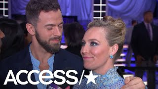 'DWTS's' Jamie Anderson: It's Been Fun 'To Learn From One Of The Best Dancers In The World' | Access