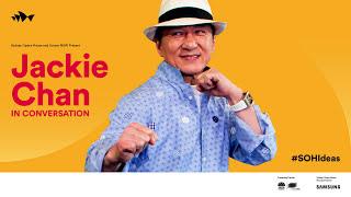 Джеки Чан о своей карьере в Сиднейском Доме оперы. Часть 1-ая