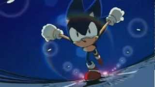 New Sonic X Intro 2 HD