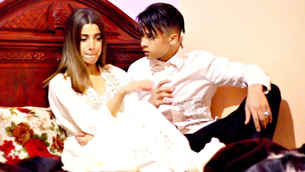 تزوج فتاة في عمر 13سنة و الليلة الأولى شاهد ماذا حدث فيلم قصير Youtube