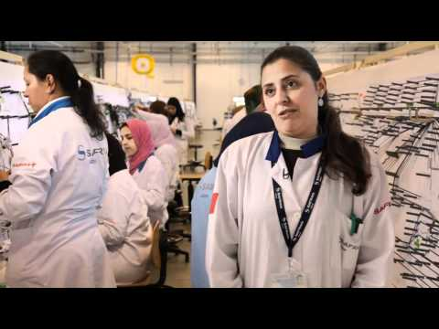 Women Engineers in Morocco by Safran - Meriam Chebba