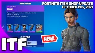 Fortnite Item Shop *NEW* DЏNE BUNDLES! [October 19th, 2021] (Fortnite Battle Royale)