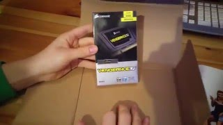 Corsair Vengeance Schwarz 32GB (4x8GB) DDR3 1600 MHz Unboxing [4K/Deutsch]