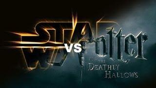 Fandom Battles : Harry potter VS Star Wars