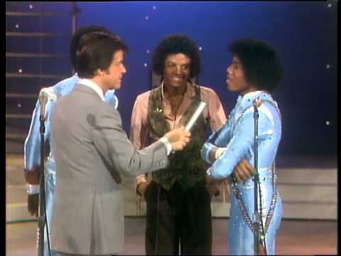 American Bandstand 1979- Interview The Jacksons Part 2
