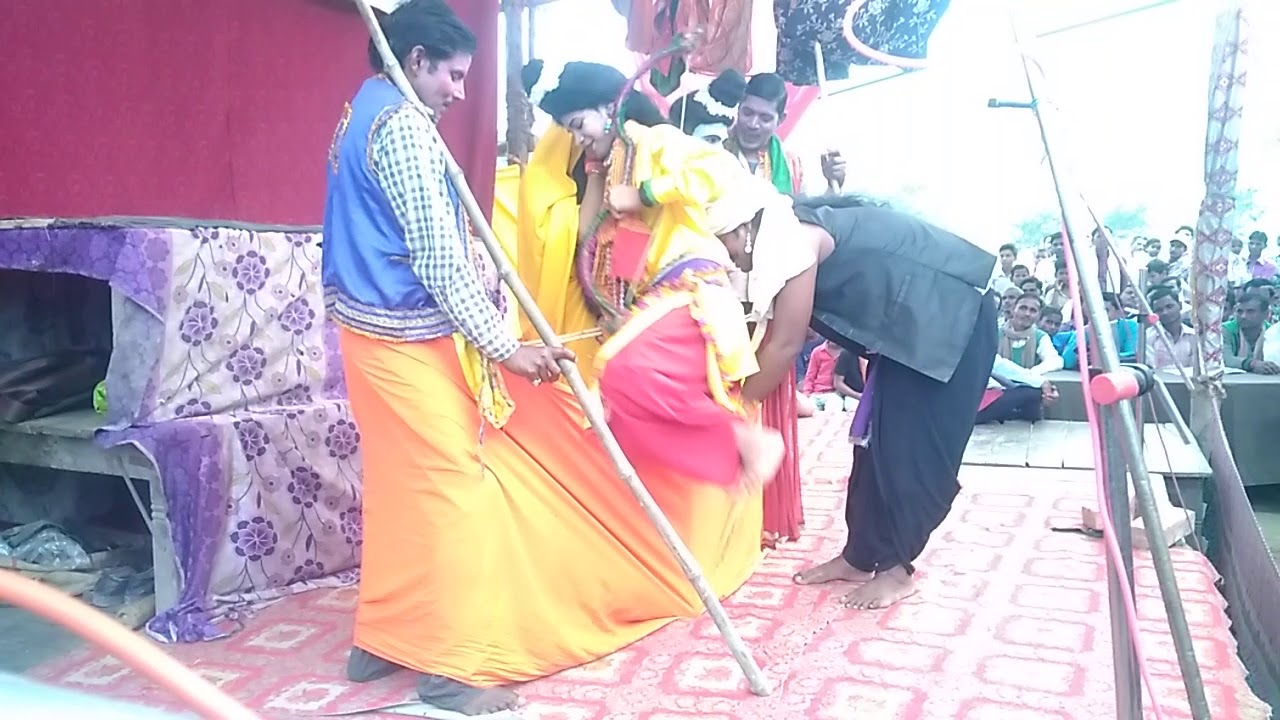 yadav पार्टी रामलीला