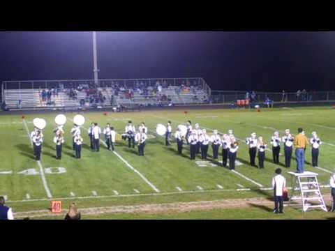 Black River High School Marching Band 2014