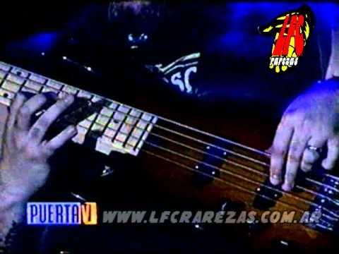 """LOS FABULOSOS CADILLACS """"LA POMEÑA"""" @ Estadio Obras, Buenos Aires 01/09/2000"""