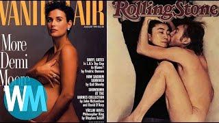Top 10 Iconic Magazine Covers