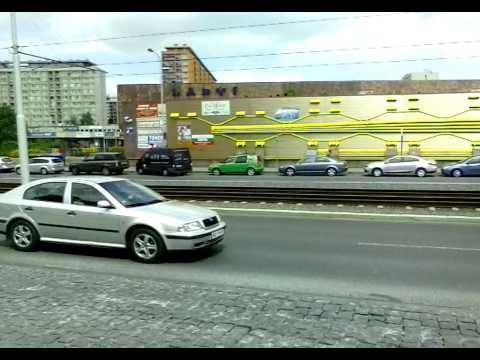 Alcatel OneTouch Pop C3 (testovací video) - 768p
