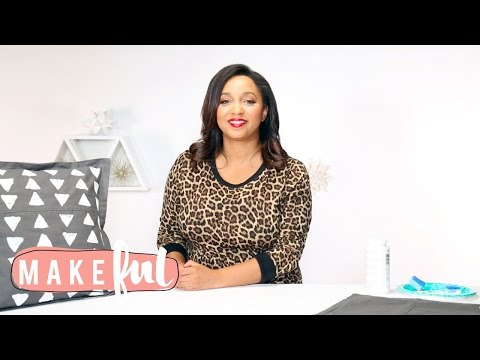 DIY Geometric Home Decor | Obsessed with Miss Kris