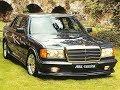 1980-ci ill?rin möht???m tüninql?ri Mercedes-Benz W126 SE-SEL ABC EXCLUSIVE