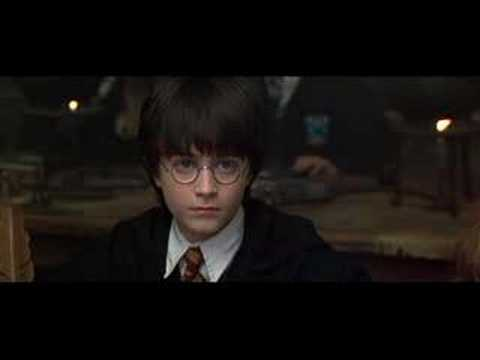 harry potter 1 trailer high quality