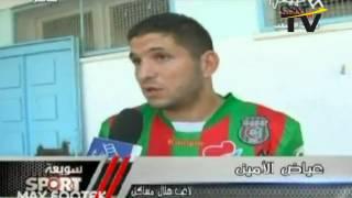 هلال مساكن 1 - 1 نادي بن عروس Exclusive Page Croissant Sportif De Msaken 2017 Video