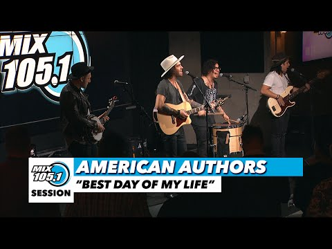 """Mix Session: American Authors """"Best Day Of My Life"""""""