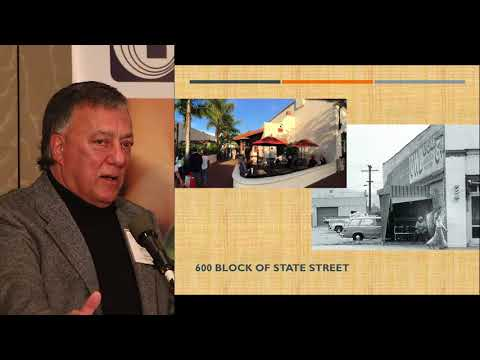 Reviving Retail in Santa Barbara: Hal Conklin, USA Green Communities
