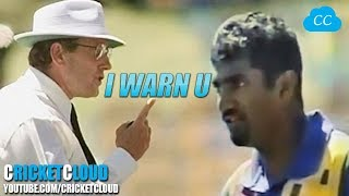 MURALI's ILLEGAL BALL DRAMA - CREATED BY AUSSIE UMPIRE - Even After ICC Cleared Him !! thumbnail