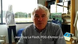 Armor Lux, 4 ans après Montebourg