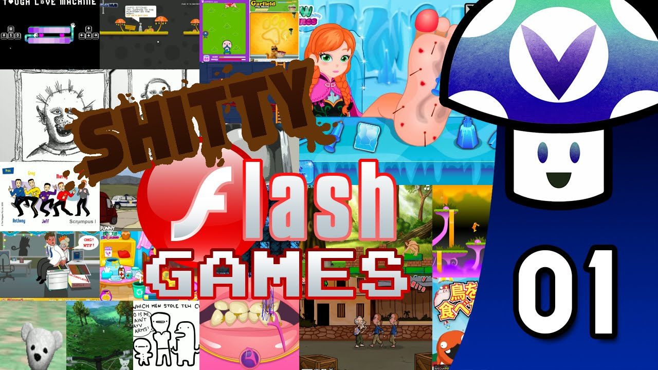 Internet Flash Games