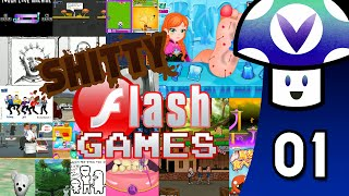 [Vinesauce] Vinny - Shitty Flash Games (part 1)