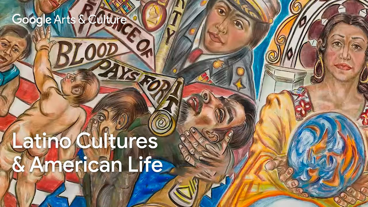 Latino Culture  >> How Latino Cultures Have Influenced America Googlearts Youtube