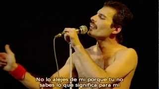Queen - Love Of My Life  Subtitulos En Español