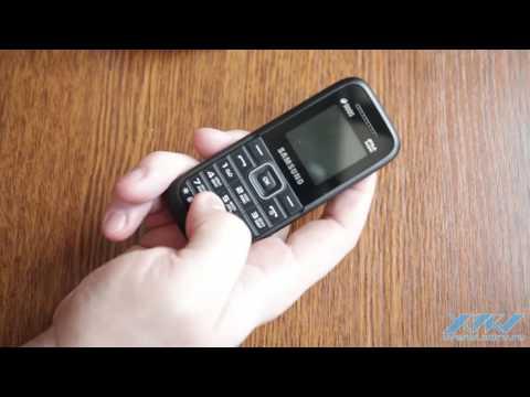 Видеообзор Samsung SM-B110E (Guru GM Plus) (XDRV.RU)