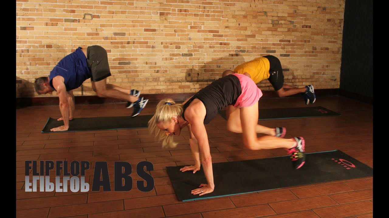 FLIP FLOP ABS - The Most Complete, Intense, Innovative ...