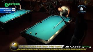 #14a - Ernesto DOMINGUEZ vs Jeff SCHILDER - 2018 Andy Mercer 9-Ball Classic!