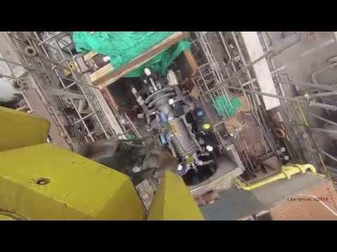 GE Gas turbine/ Generator  major overhaul