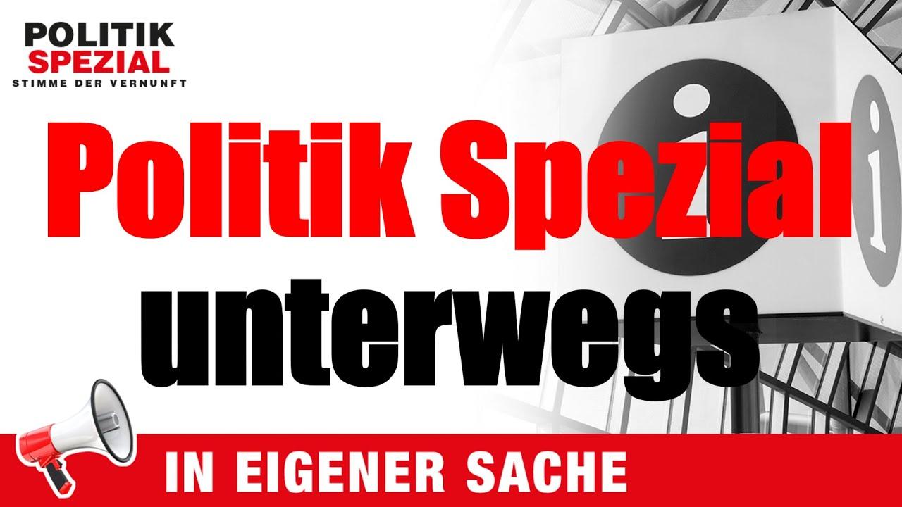 Große Deutschlandtour mit 6 Stationen - [POLITIK SPEZIAL]