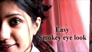 Easy Smokey Eye Look Thumbnail