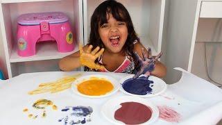 BIA LOBO - Como fazer Tintas Caseiras Homemade inks #BiaEnsina.
