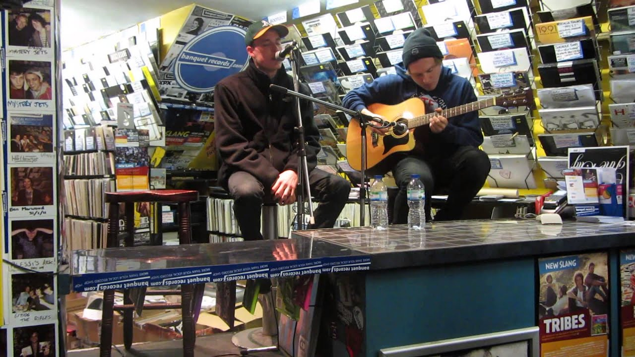 Clairvoyant - The Story So Far at Banquet Records - YouTube on