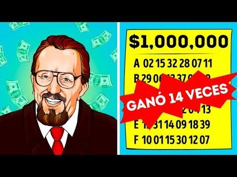14 Veces Ganador De La Lotería Revela Al Mundo Su Secreto