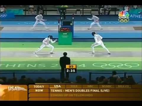 Kellner-Wessels 2004 Olympics