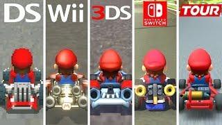 Evolution of Mario Kart (19922019)