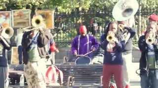 "Free Spirit Brass Band ""Hotline Bling/Take"