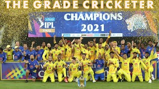 CHENNAI ARE THE BIGGEST BOYS! | IPL Final 2021 | The Morning After (IPL)